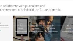 Formation de journalistes: Google lance un laboratoire en