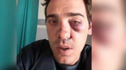 Il défend UberPop et se fait frapper par des taxis à