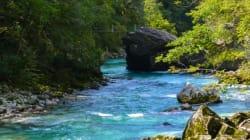 Voici peut-être la plus belle rivière sur