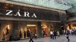 Zara face à des accusations de profilage
