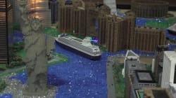 «Le Monde en Mega Bloks» au Musée