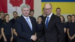 Crumbling Ceasefire To Form Backdrop Of Canada's Ukraine