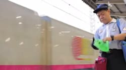 Comment nettoyer un train entier en 7
