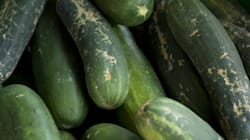 Safeway Recalls Cucumbers Across