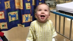3-Year-Old B.C. Boy Heads Into His 3rd Open-Heart