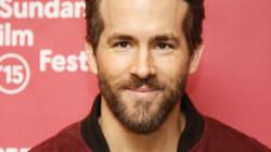 Ryan Reynolds Under Fire For How He Wears Baby
