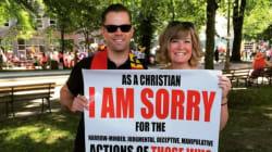 La première Gay Pride d'un pasteur