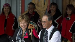 First Nation Signs Historic Pact With