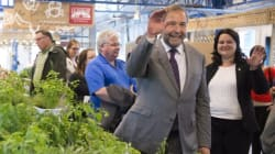 How A 10-Year-Old NDP Policy Could Shake Up The 2015