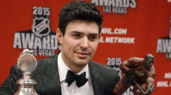 NHL's MVP Uses His Big Night To Encourage First Nations