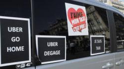 Uber suspend son service en