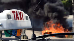 Les politiques écartelés entre soutien aux taxis et dénonciation des