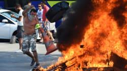 Les Français n'ont pas aimé la violence lors de la grève des