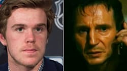 Even He Can't Stop Connor McDavid From Being 'Taken' By The