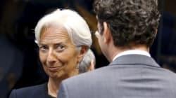 Christine Lagarde est optimiste pour la