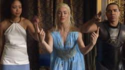 GoT's Daenerys Targaryen Kicks Maleficent's Ass In This Rap