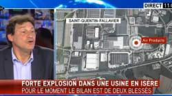 Attentato a uno stabilimento di gas vicino a Lione: un