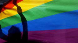La bandera arcoíris y la manifestación del Orgullo