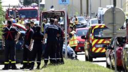 Un pompier a neutralisé seul l'auteur présumé de l'attentat en