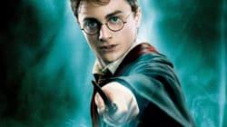 Harry Potter est de