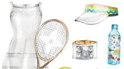 Wimbledon: equipaciones de lujo sobre la