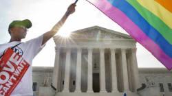 Mariage gai aux É.-U: les grandes