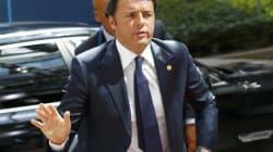 Immigrazione. Renzi torna dal consiglio Ue a mani