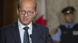 Claude Carignan quitte ses fonctions de leader de l'opposition au