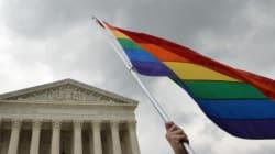 Les stars américaines célèbrent la légalisation du mariage homosexuel