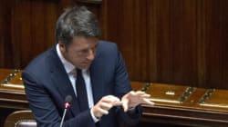 Renzi firma la sospensione di De
