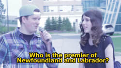 Watch Newfoundland Students Get Stumped By This One