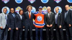 Les Oilers choisissent Connor McDavid au premier