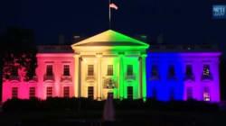 Mariage gai: l'effet arc-en-ciel, de la Maison-Blanche aux réseaux sociaux