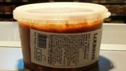 Loblaws rappelle une sauce à spaghetti pouvant contenir du