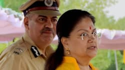 Vasundhara Raje Leaves Delhi Without Meeting BJP Top