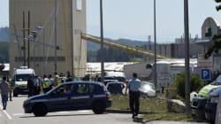 Attentat en Isère: le suspect a envoyé un selfie avec la tête de sa