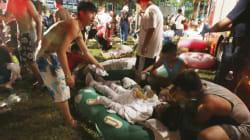 Une explosion dans un parc aquatique à Taïwan fait plus de 500