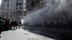 Turkish Police Use Water Cannons To Clear Istanbul Gay Pride