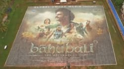 Telugu Film 'Baahubali' Claims To Have Set Record With World's Largest