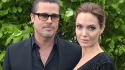 Jolie y Pitt llegan a un acuerdo temporal de