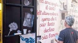 GreenPino, l'uomo che riempie di poesie i muri di Salerno