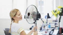 Maquillage et chaleur, les solutions de deux