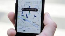 Uber baisse ses tarifs de 20% à Paris à partir