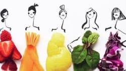 Ce compte Instagram ravira les amateurs de bouffe et de mode