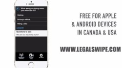 New App Offers Legal Advice For Random Cop