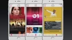 Apple Music lancé aujourd'hui; Spotify retient son