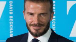 Un nouveau tatouage pour David Beckham
