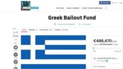 Un Londonien veut sauver la Grèce avec une levée de