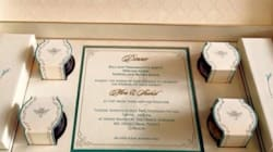 Shahid Kapoor And Mira Rajput's Wedding Card Has Been