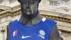 Nike condamné à payer 67.500 euros pour avoir habillé Churchill en